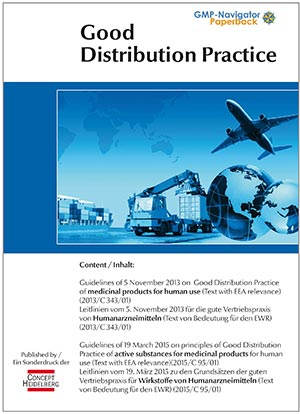 Good Distribution Practice (GDP) Guidelines