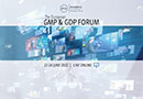 Live Online Conference: GMP & GDP Forum 2021 - Registration for 1, 2 or all 3 Days<br>Im Auftrag der ECA Academy
