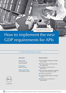 How to implement the new GDP requirements for APIs